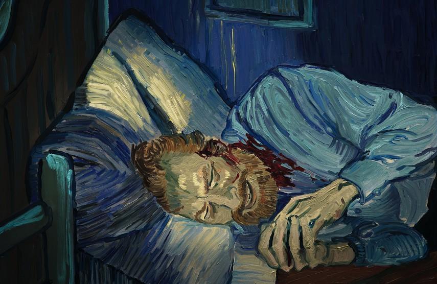 Loving Vincent: pintura al óleo en el cine.